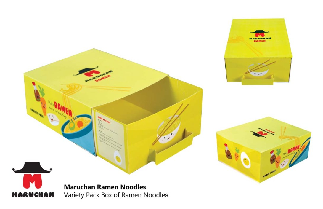Ramen Packaging